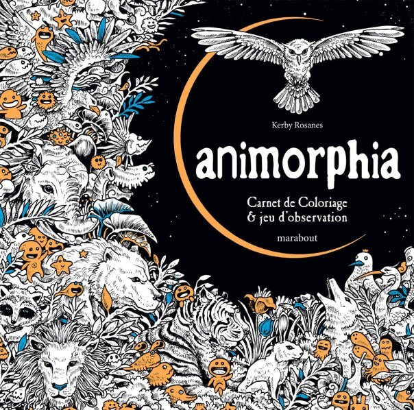 Couverture animorphia