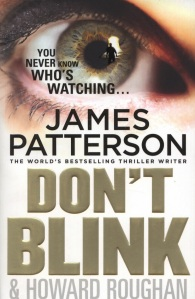 couverture don't blink james patterson